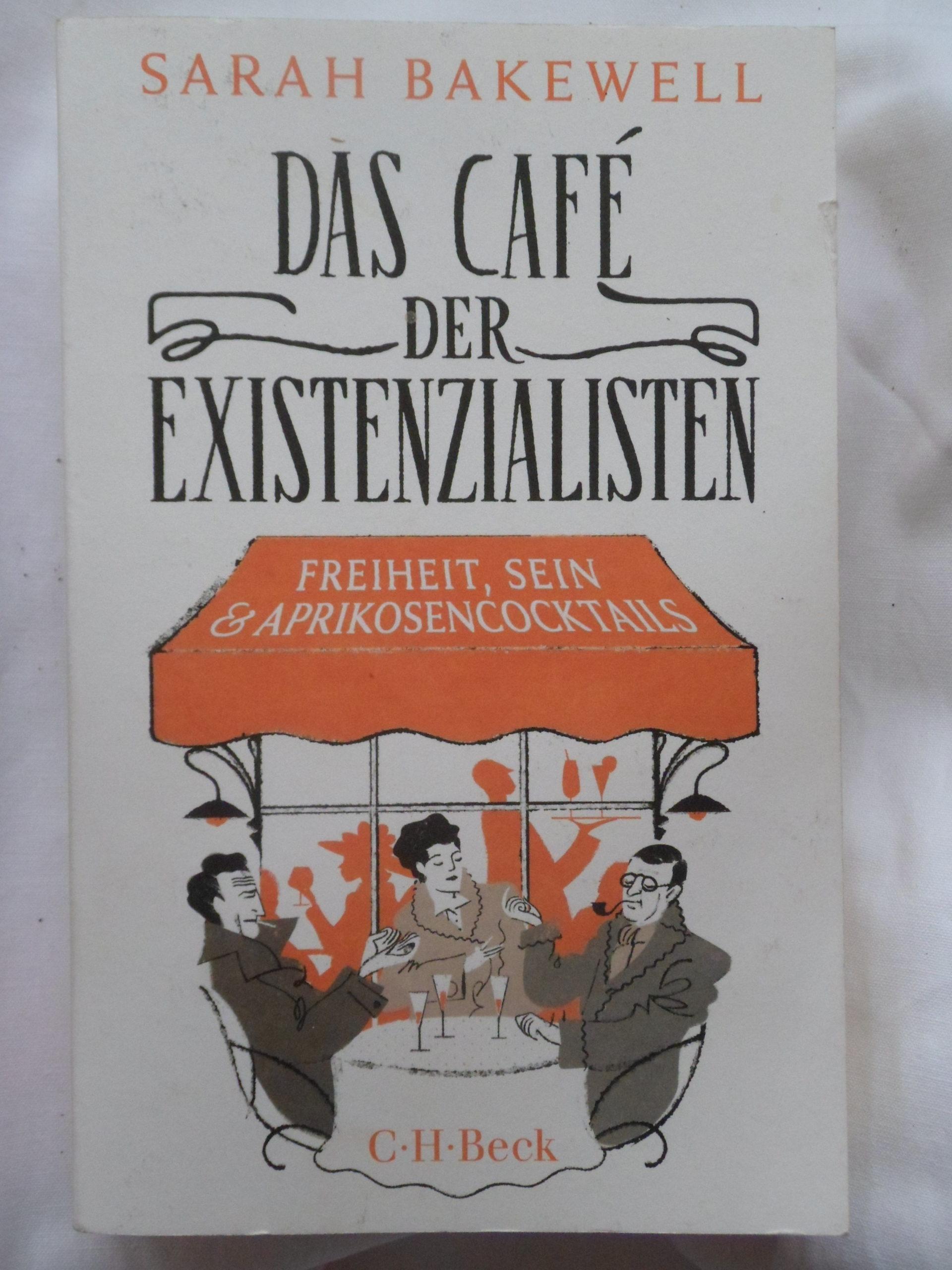 Das Cafe der Existenzialisten