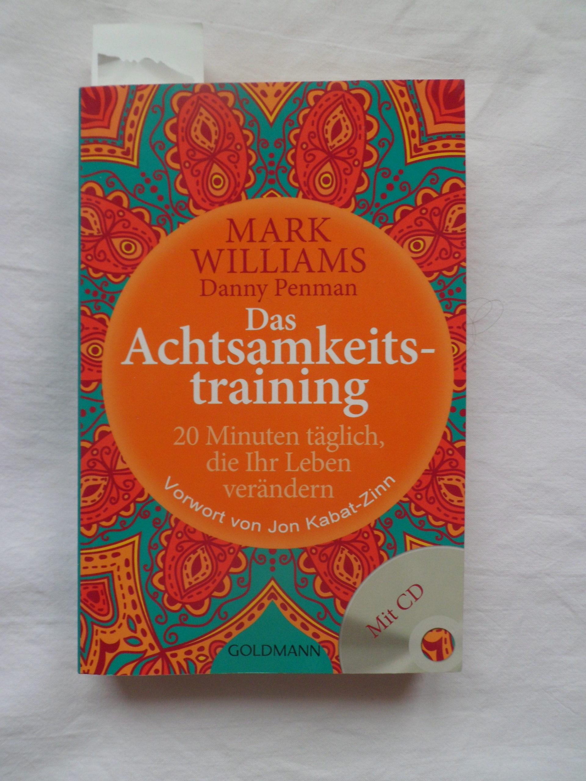 Das Achtsamkeits-training