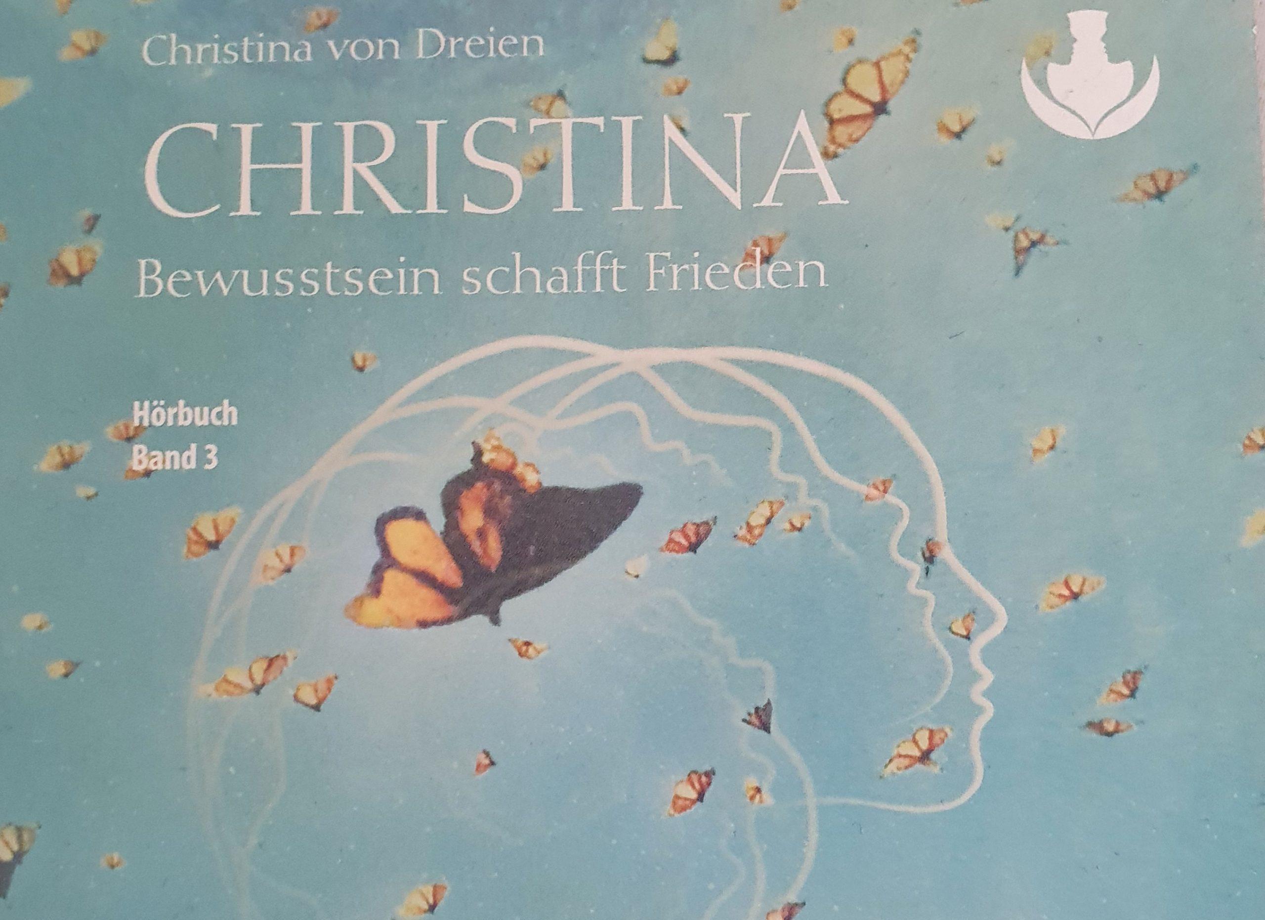 Christina – Bewusstsein schafft Frieden